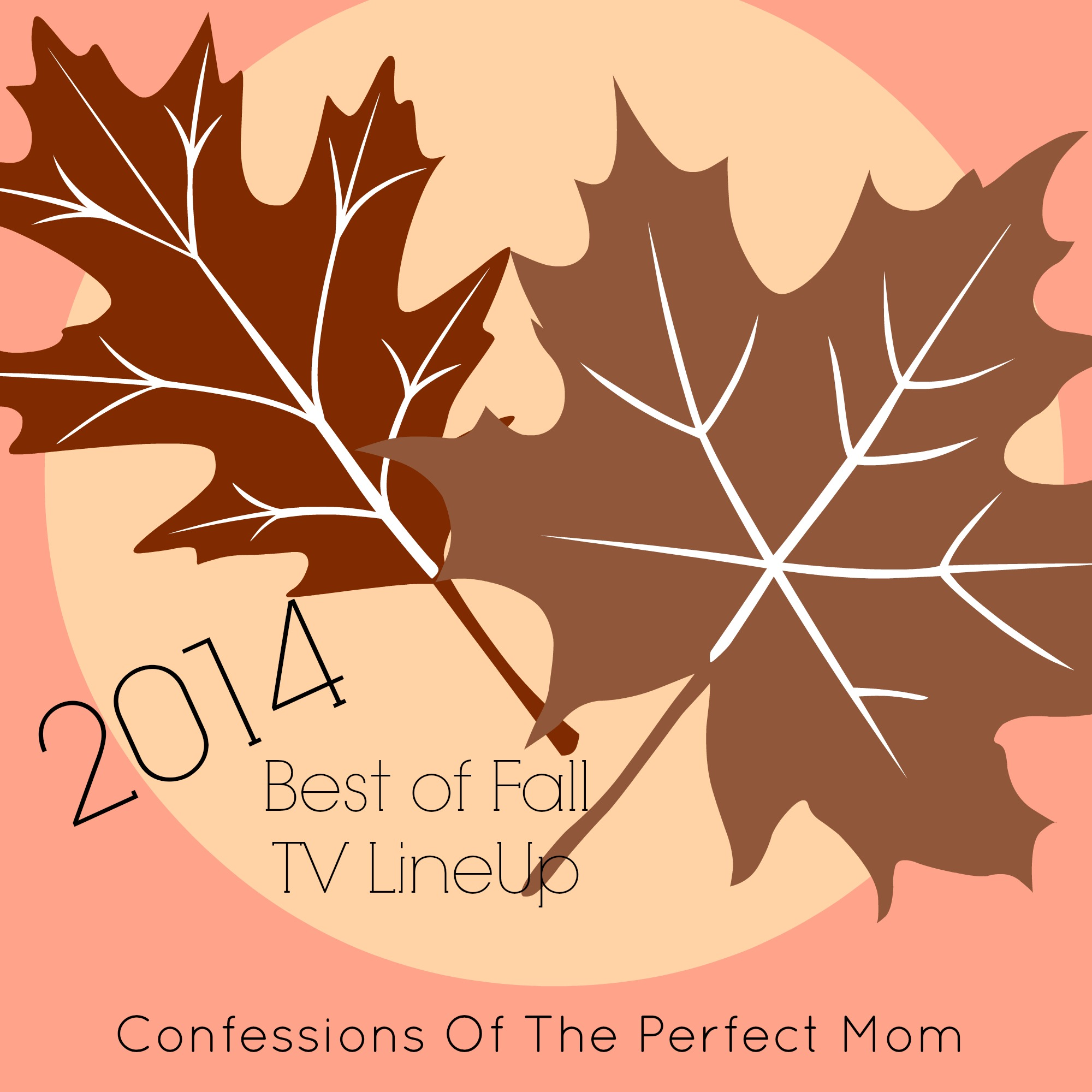 2014 fall tv line up