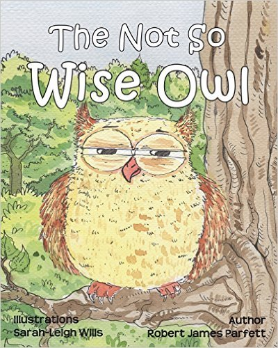not so wise owl