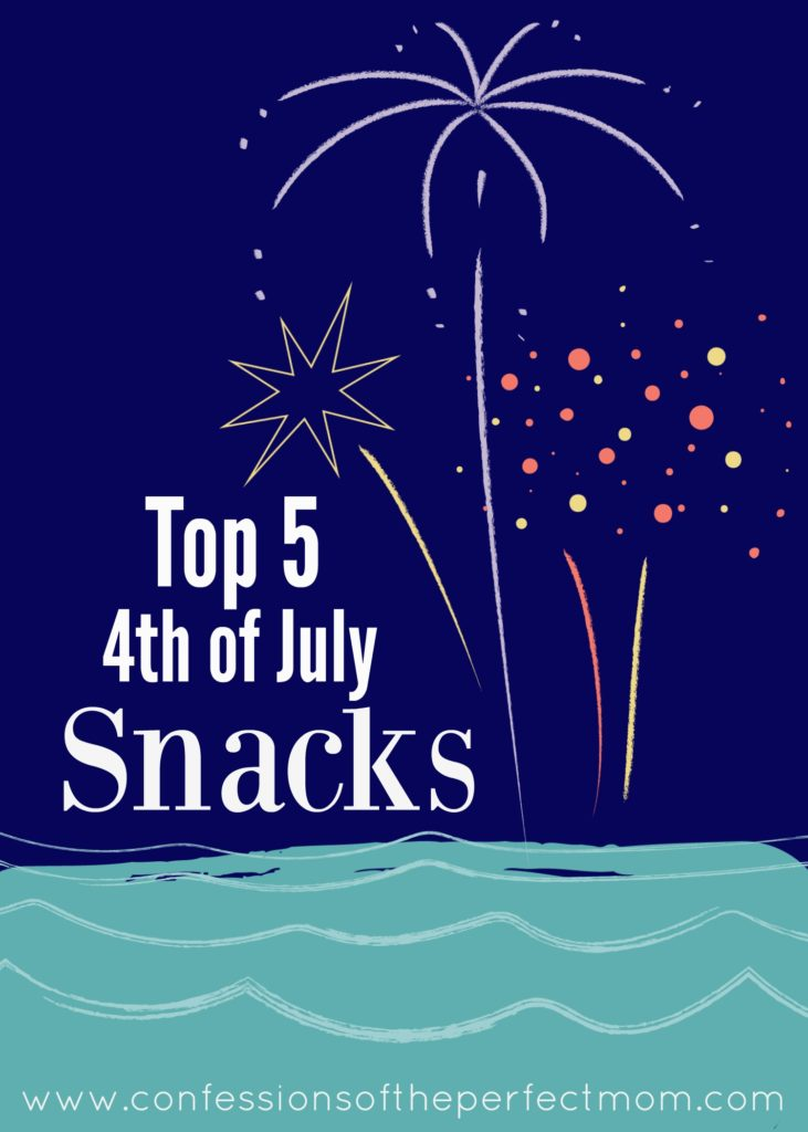 Top 5 Quick and Easy 4th of July Snacks That Everyone Will Love!